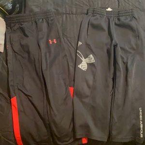 Under Armour 5T Boys Athletic Pants